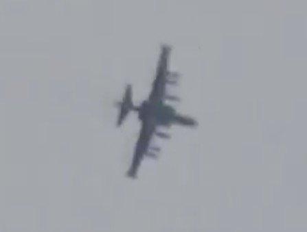 Военная обстановка в Хаме. 10.04.2017
