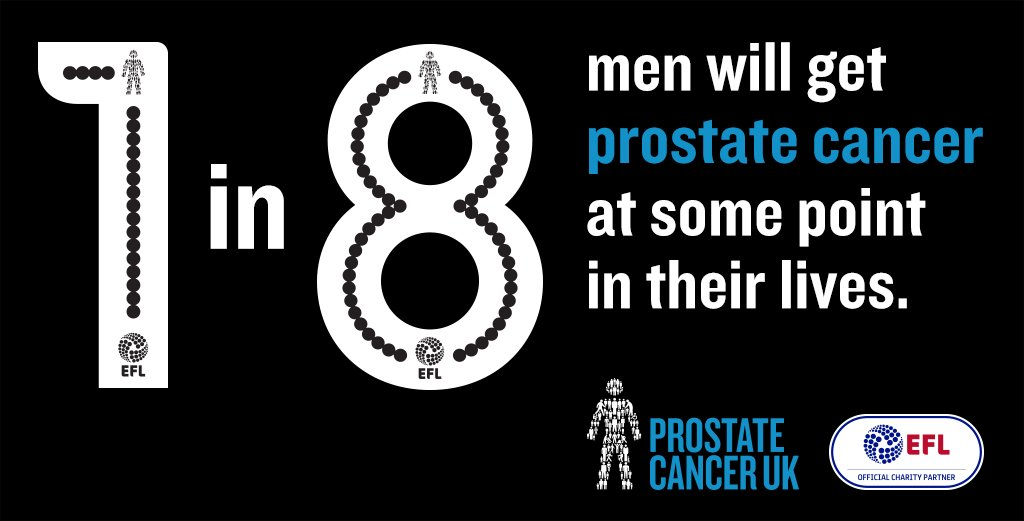 1 In 8 Men Will Get Prostate Cancer Their Lifetime Help Change That Statistic Please Donate To The ProstateUK Collectors Todaypictwitter