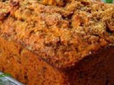 Maple Pecan Spiced Pumpkin Bread