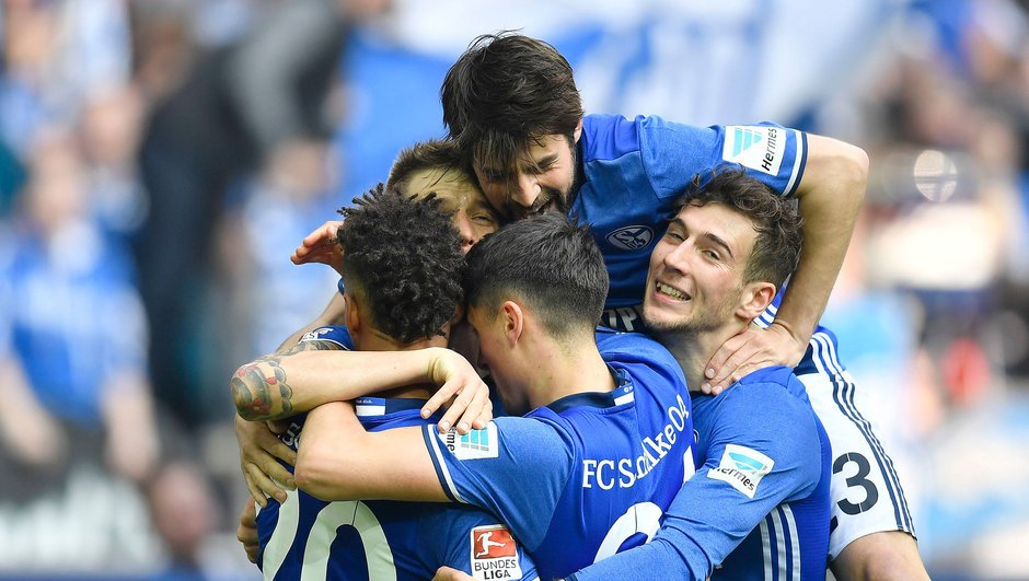 Video: Schalke 04 vs Wolfsburg