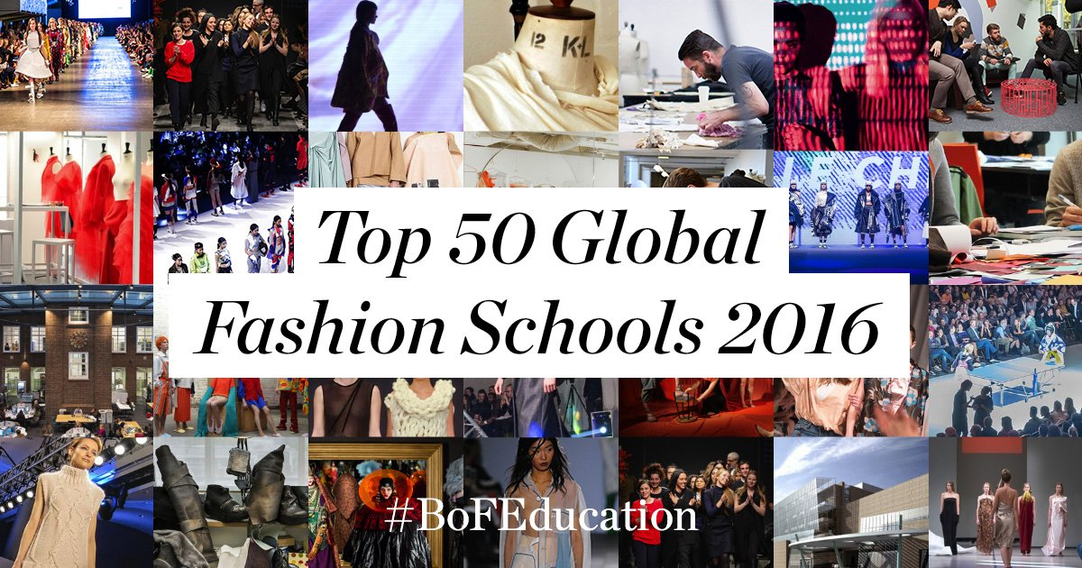 The Business Of Fashion On Twitter Interested In Fashion These Schools Have The Best Ma Programmes Https T Co Hxm5kwggie