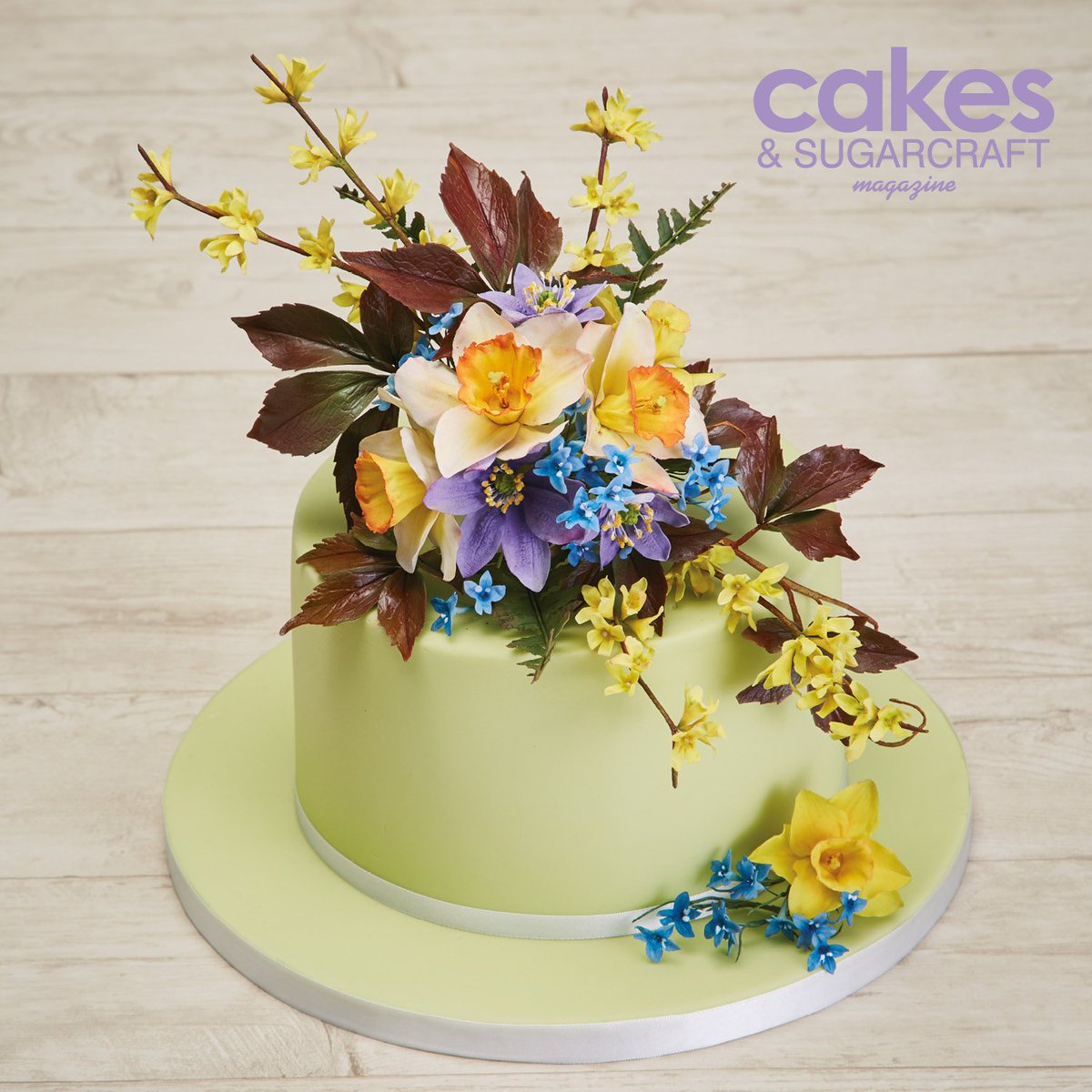 Cakes & Sugarcraft on Twitter: \