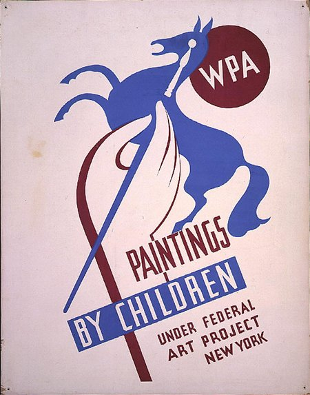 Today in History: Works Progress Administration - superb #primarysources! https://t.co/wmZMaJdJoT #tlchat #sschat #engchat #edchat #artsed https://t.co/BkysyDfXnG