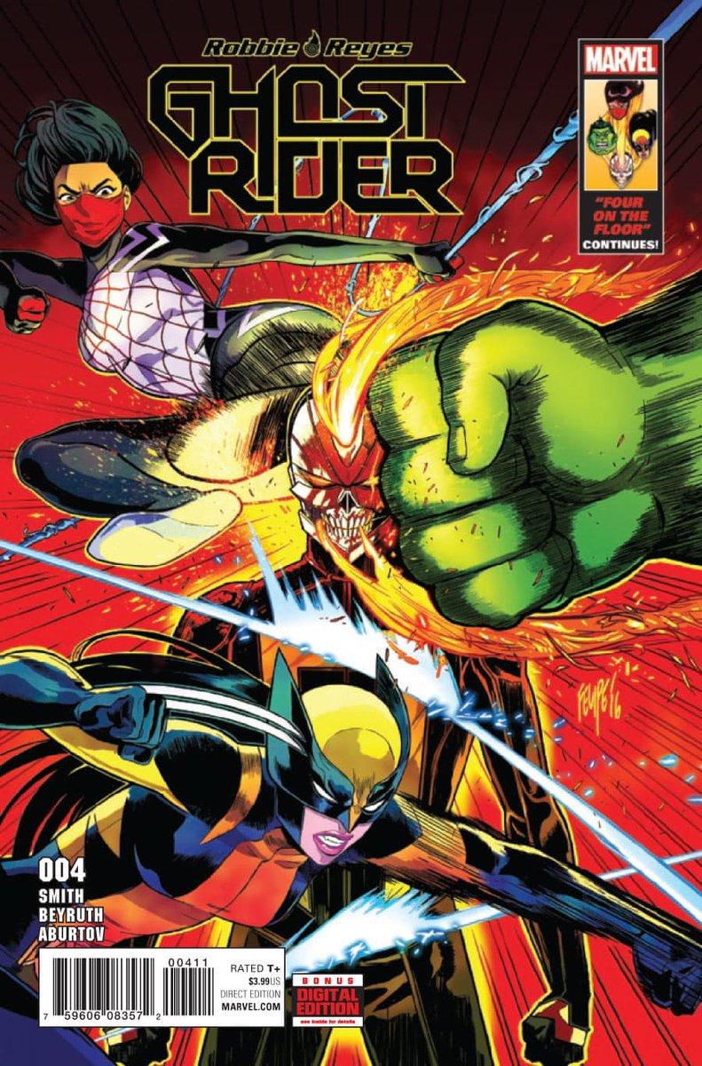 Ghost Rider Vol.8 #4 ¡Ya disponible!    http:// azcomicses.blogspot.com/2017/02/ghost- rider-vol8.html &nbsp; …   #AzComicsEs #GhostRider #MarvelNow <br>http://pic.twitter.com/60zjN7ZhmQ