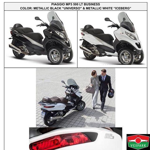 """vesparkindo on twitter: """"piaggio mp3 500lt business edition, pre"""