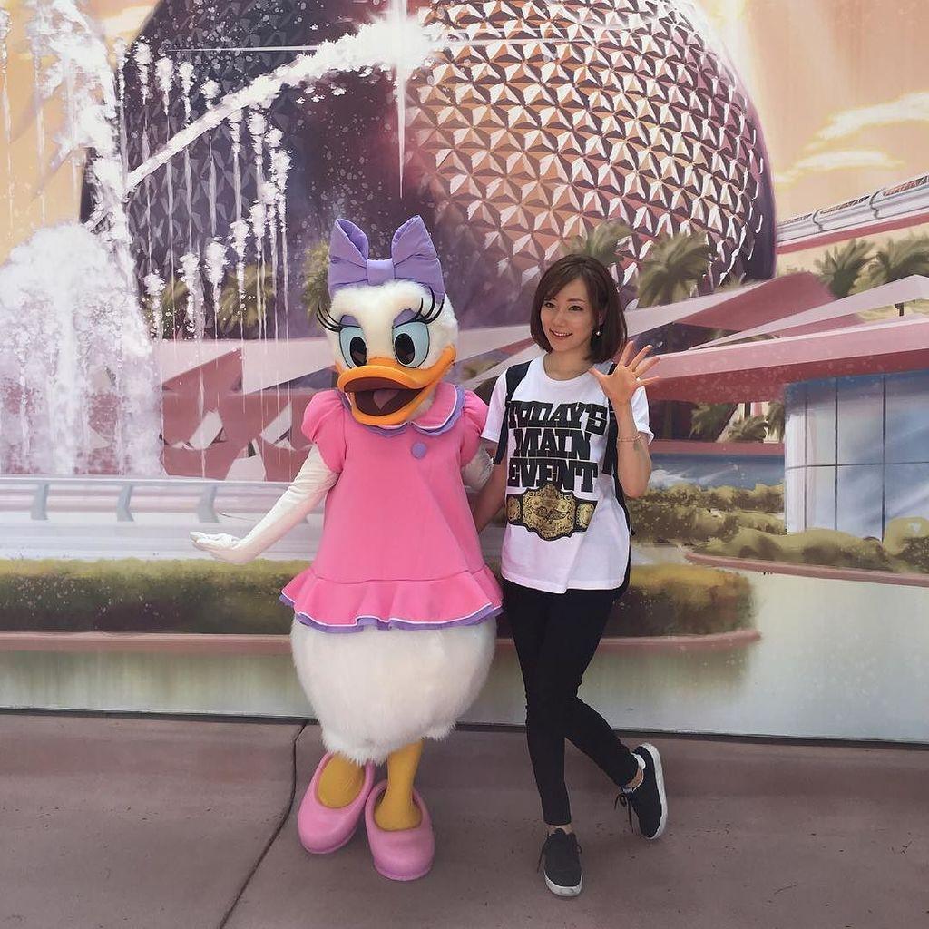 """元井美貴 miki motoi on twitter: """"旅を振り返る6。ディズニーの中で一番"""