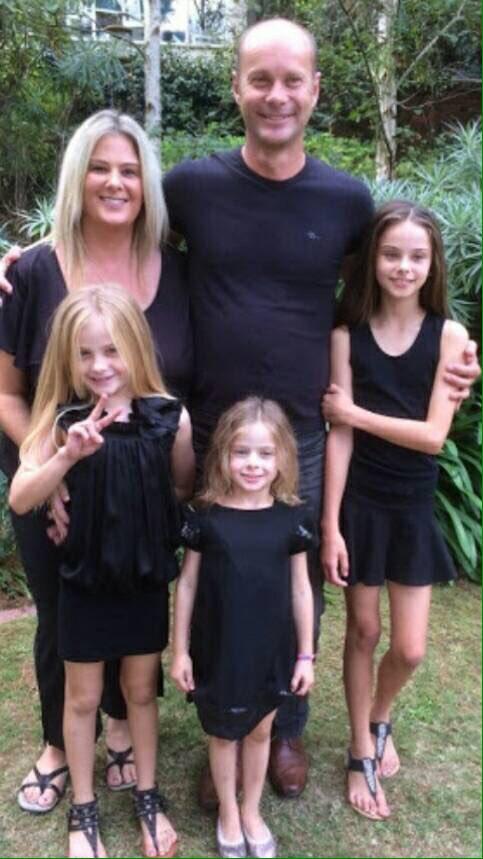 "Asuka Johnson on Twitter: ""Woollard family. So beautiful&cool. I love u. @MEIKA_WOOLLARD_ @IndiWoollard @River_Woollard… """