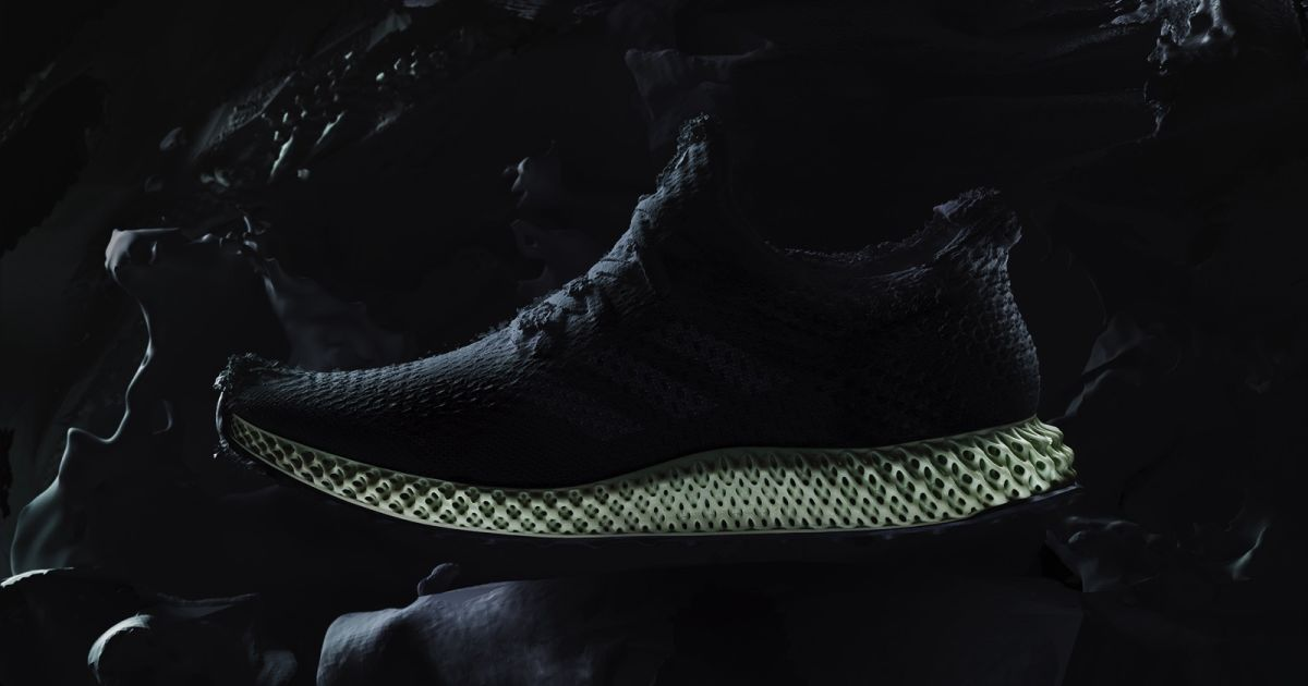 2e9ed6342210ed Adidas Futurecraft 4D starts a new era of 3D-printed shoes https