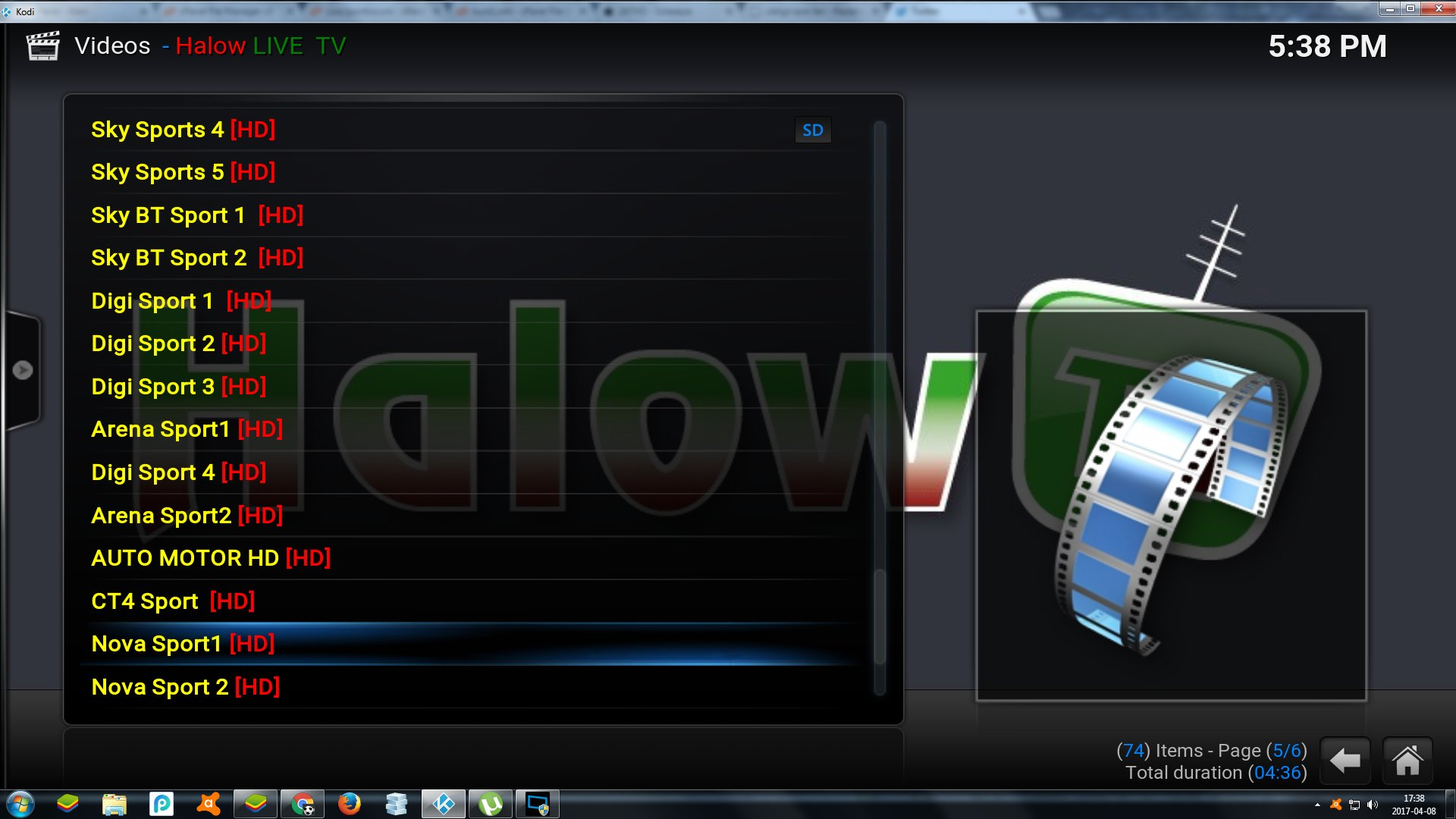 Halow Live Tv On Twitter Big Update Now To Halow Tv Live Sport