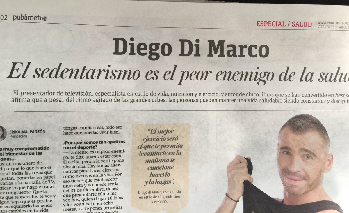 Diego Di Marco on Twitter: \