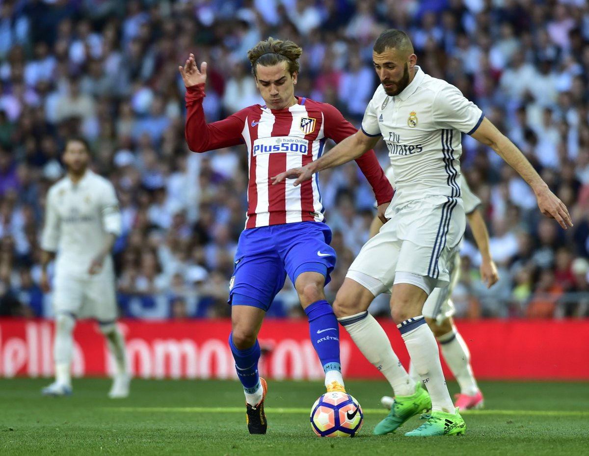 Video: Real Madrid vs Atletico Madrid