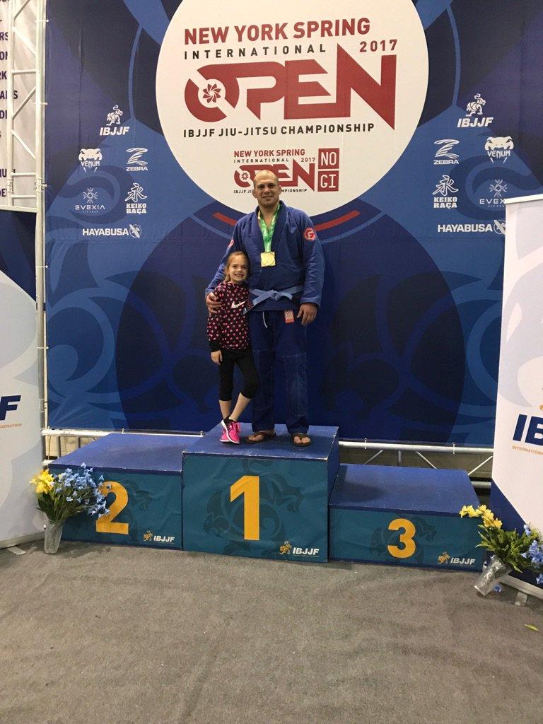 Coach @DanOCone WINS GOLD at the New York Open !!! @Pellegrino_MMA #kpmma https://t.co/jZa4cmdKAl