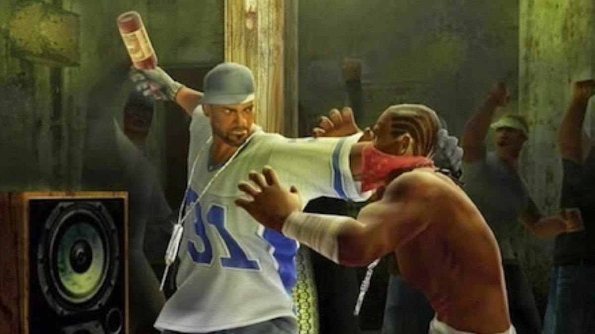 'Def Jam: Fight for New York' was definitely the best rap video game ever in life https://t.co/gYtSmMekmp