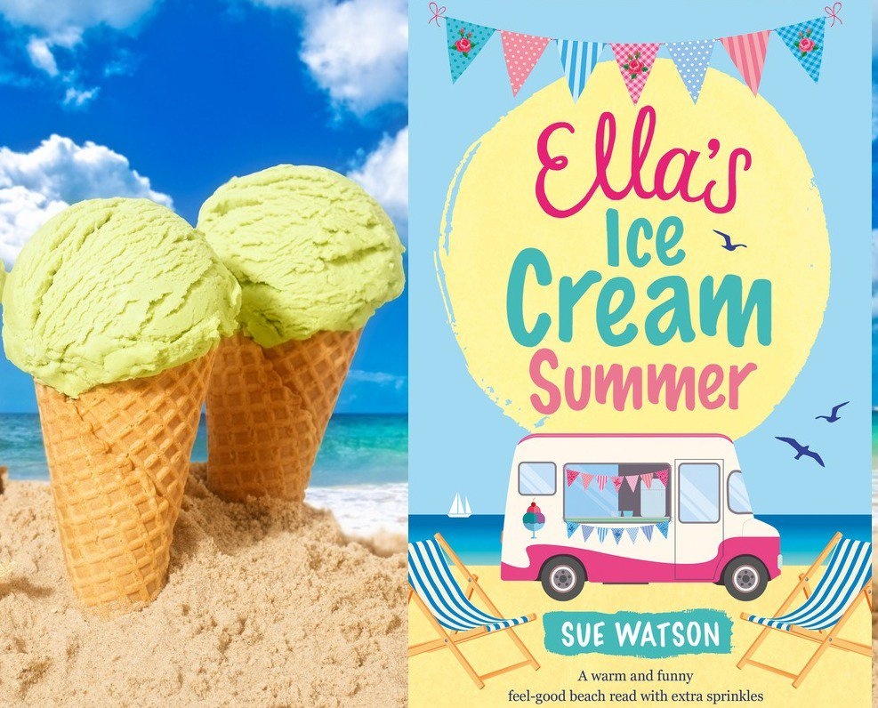 Image result for ella's ice cream summer sue