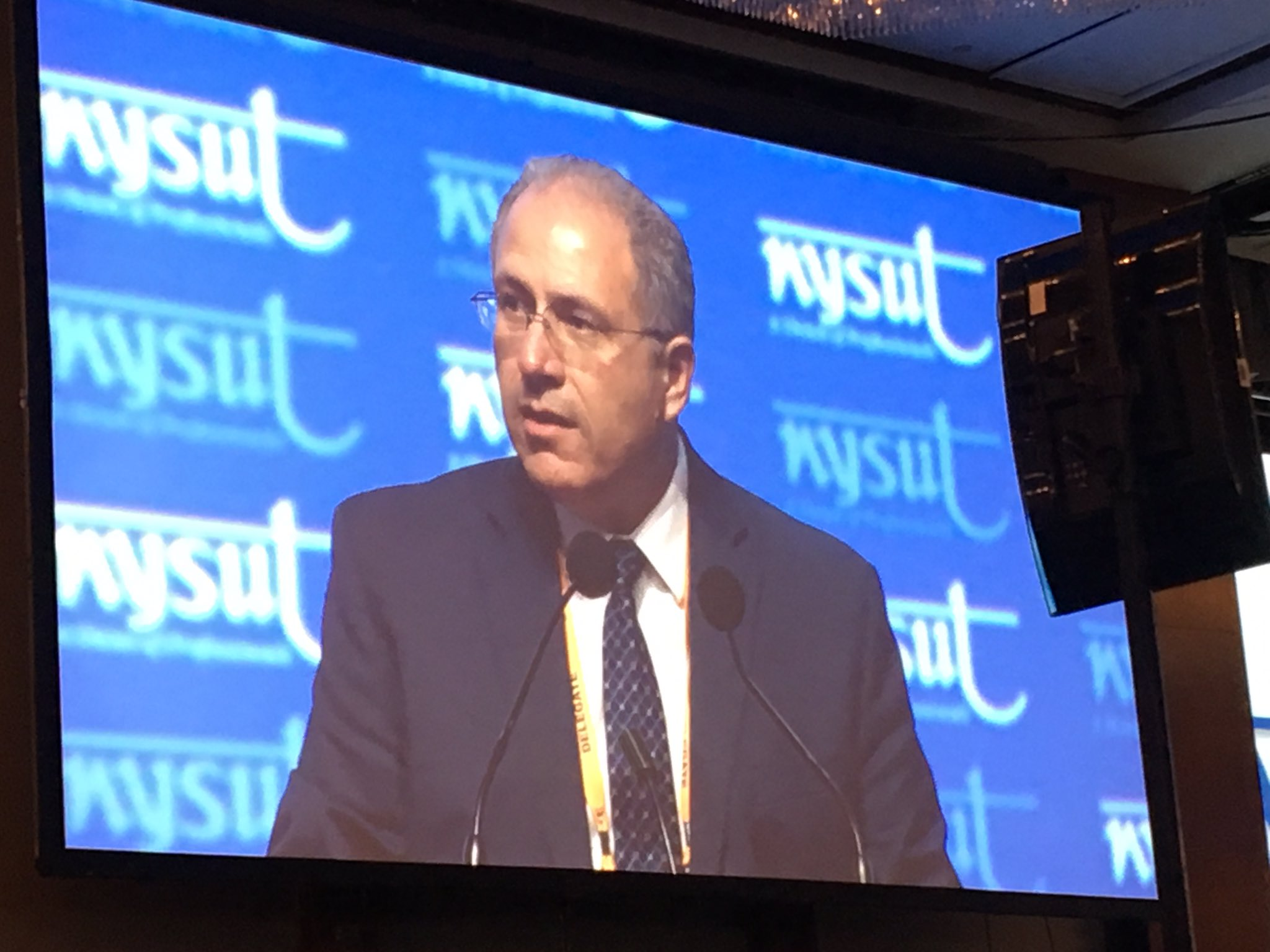 Congratulations to @nysut President-Elect @AndyPallotta - we look forward to working with you on labor, advocacy, and social justice. https://t.co/TObEAJzXxS