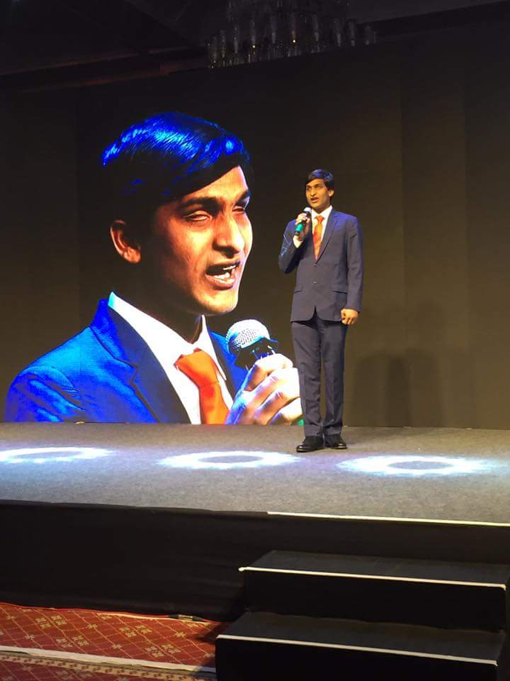 Srikanth Bolla History Maker Founder of Bollant Industries