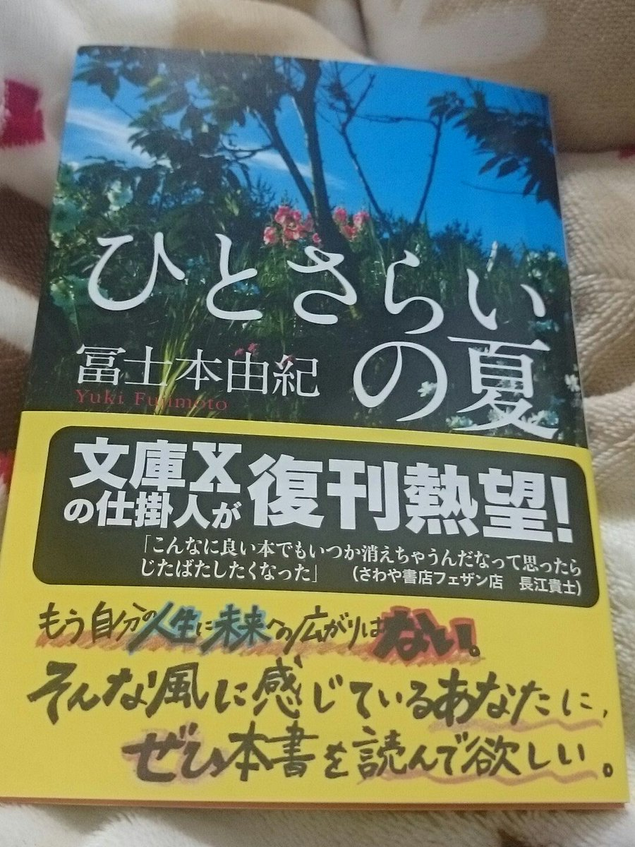 """C_CYCLONE on Twitter: """"あ、もう一冊。冨士本由紀『ひとさらいの夏 ..."""