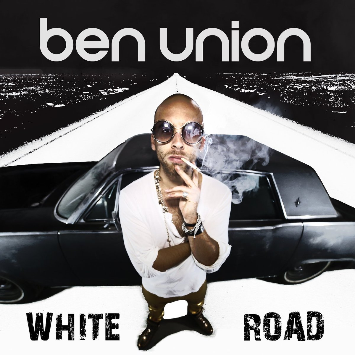 Have you heard &quot;WHITE ROAD&quot;, my recentest single? I do this synth/violin thing on the hook- quite dope  http:// ow.ly/gk4R30axbEM  &nbsp;   #JoinTheUnion <br>http://pic.twitter.com/gQgH66mpXR