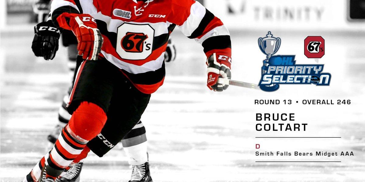 Ottawa 67s midget hockey