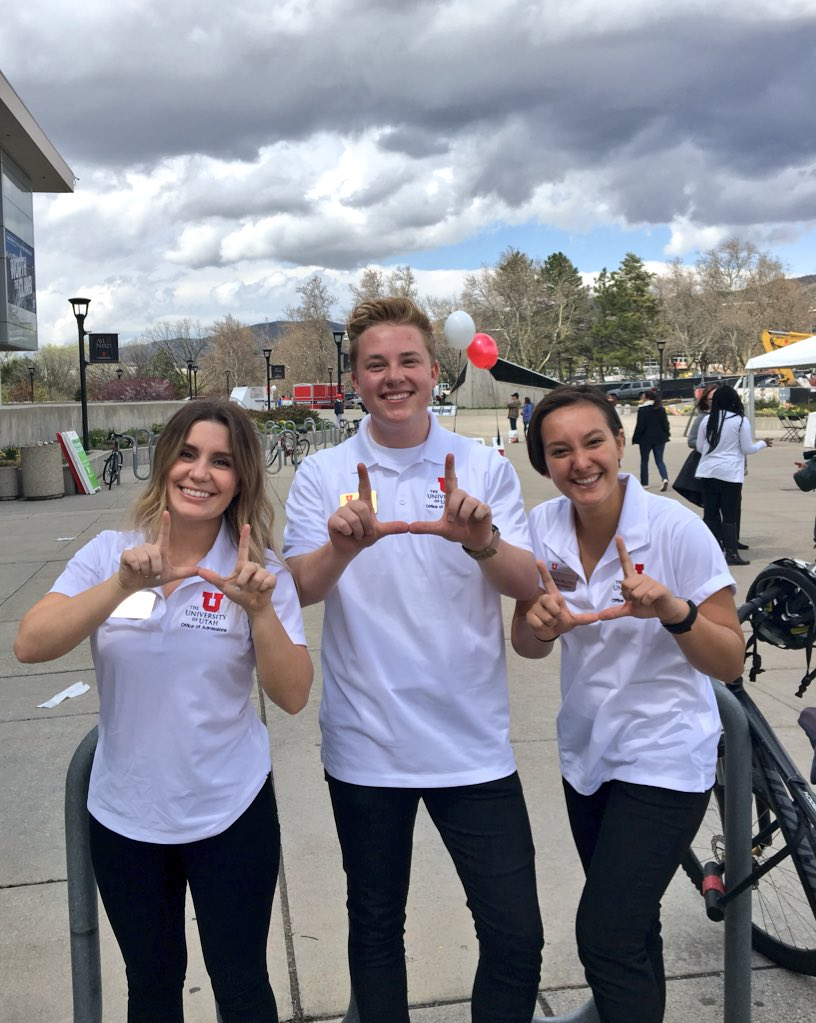 Thank U all for joining us today for #RWU2017 We look forward to seeing you in the fall! #GoUtes #ImagineU #newtotheU https://t.co/MJ7O37rH3R