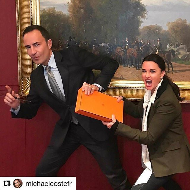 quot;Give me my damn clutch!quot; #Repost michaelcostefr  #Catfight for fun with the great kylerichards18 at #Herm…  http:// ift.tt/2ob5Dx1  &nbsp;  <br>http://pic.twitter.com/5IcvW7hCiC