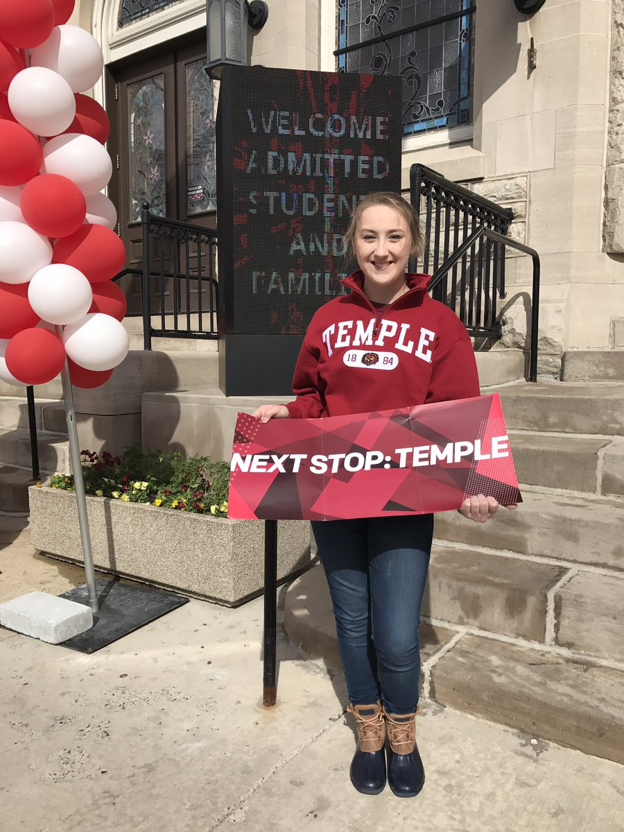 Temple Welcomes CAROmel_frap