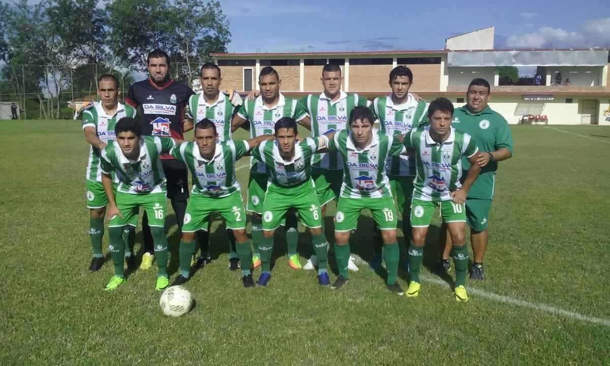 El Deportivo Caaguazú cosecha otro resultado insatisfactorio