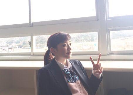 教室と永野芽郁