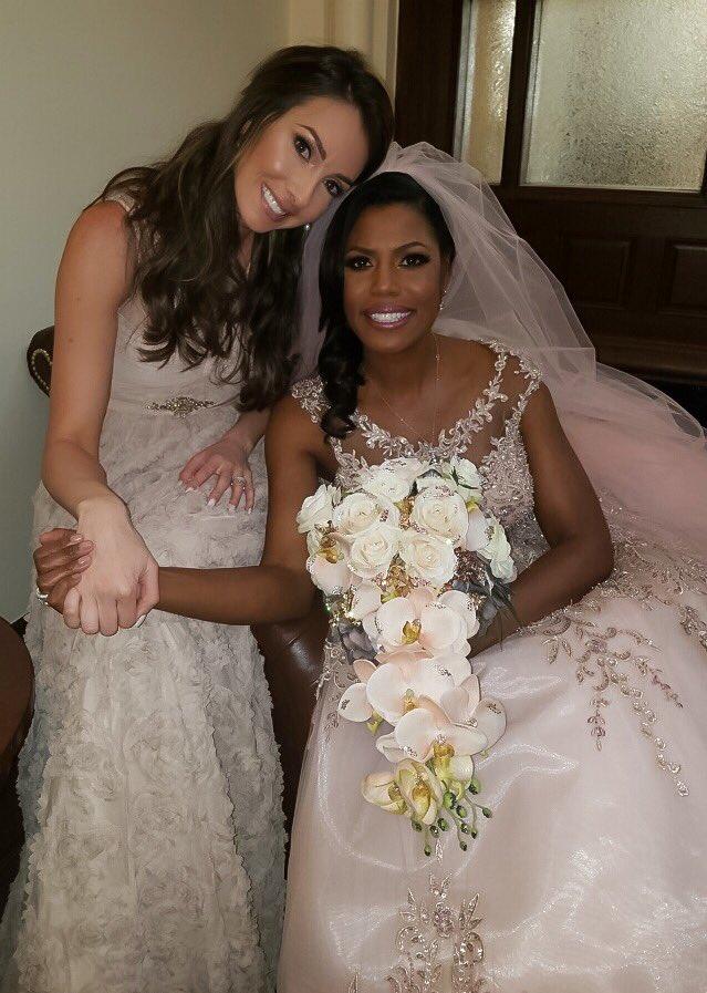 Omarosa Wedding Dress.Katrina Campins On Twitter Full Circle I Was In