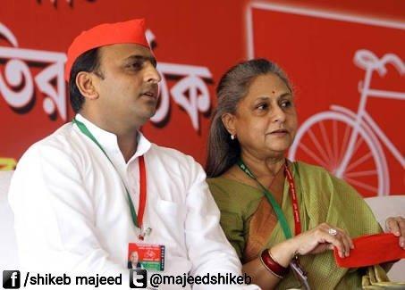 Wishing Hon\bl Jaya Bachchan Ji Member of Rajya Sabha Samajwadi Party A Very Happy Birthday...