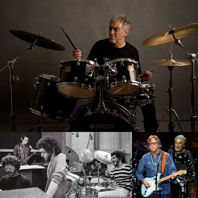 Happy Birthday, Steve Gadd !