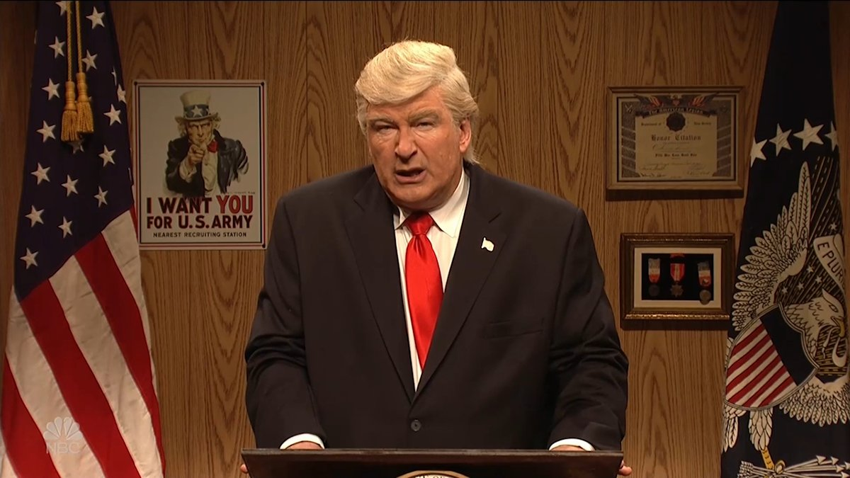Alec Baldwin's Donald Trump is like finding a 'finger in your chili' on 'SNL'
