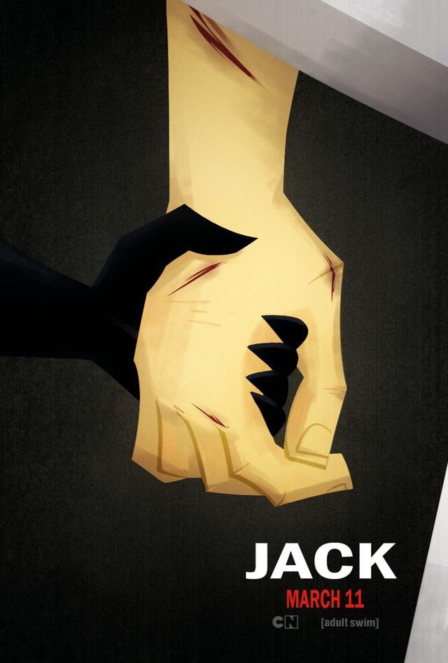 """I found this on Pinterest and it brings me tears #SamuraiJack """"jack, you still have time.""""#Logan"""