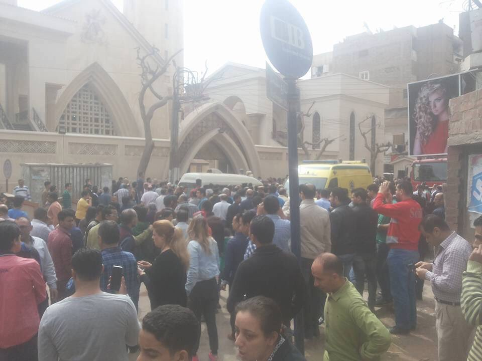 В египетской Танте прогремело два взрыва, есть жертвы