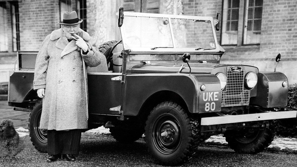 Новости и политика Черчилль, премьер-министр Великобритании