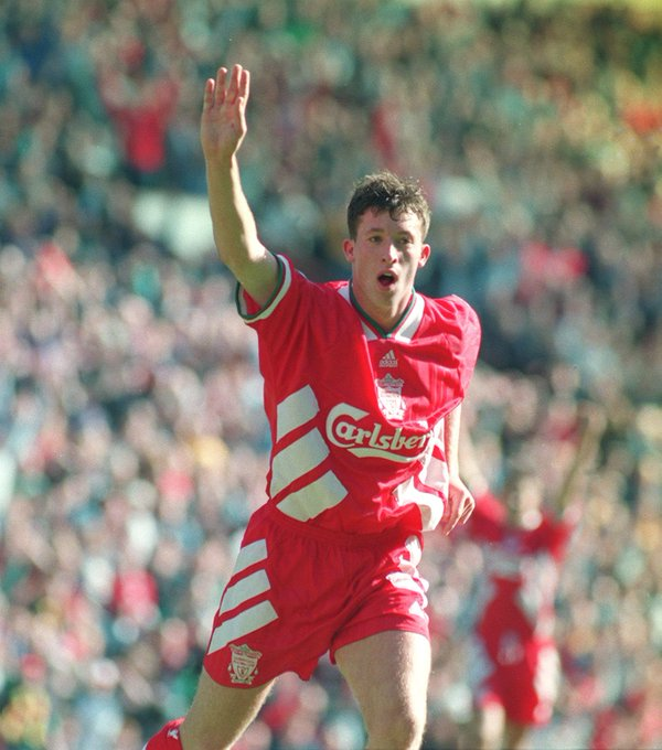- 330 games: 171 goals  - Better than a goal every 2 games  Happy birthday Liverpool legend Robbie Fowler
