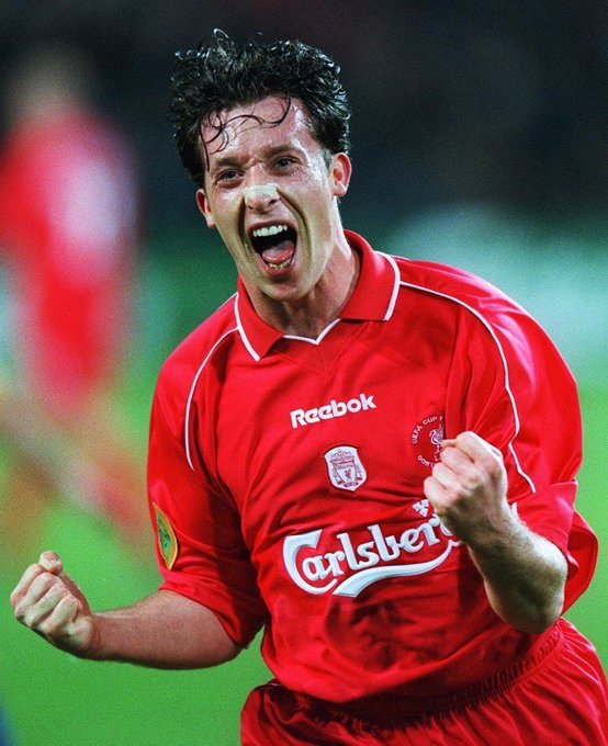 Happy 42nd birthday to legend, Robbie Fowler!