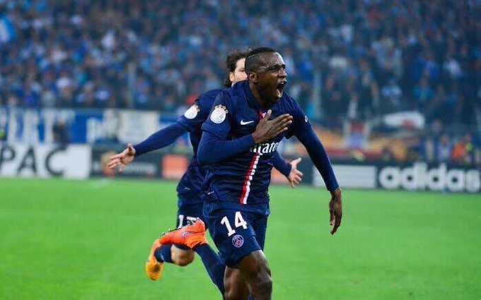 Happy 30th birthday to PSG midfielder Blaise Matuidi