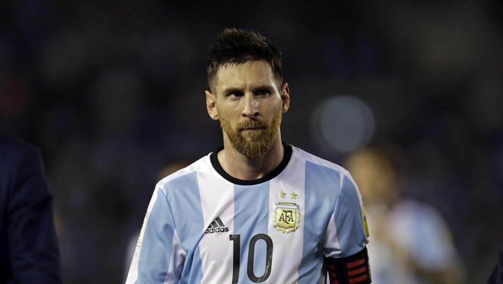 Thumbnail for Sanción a Lionel Messi