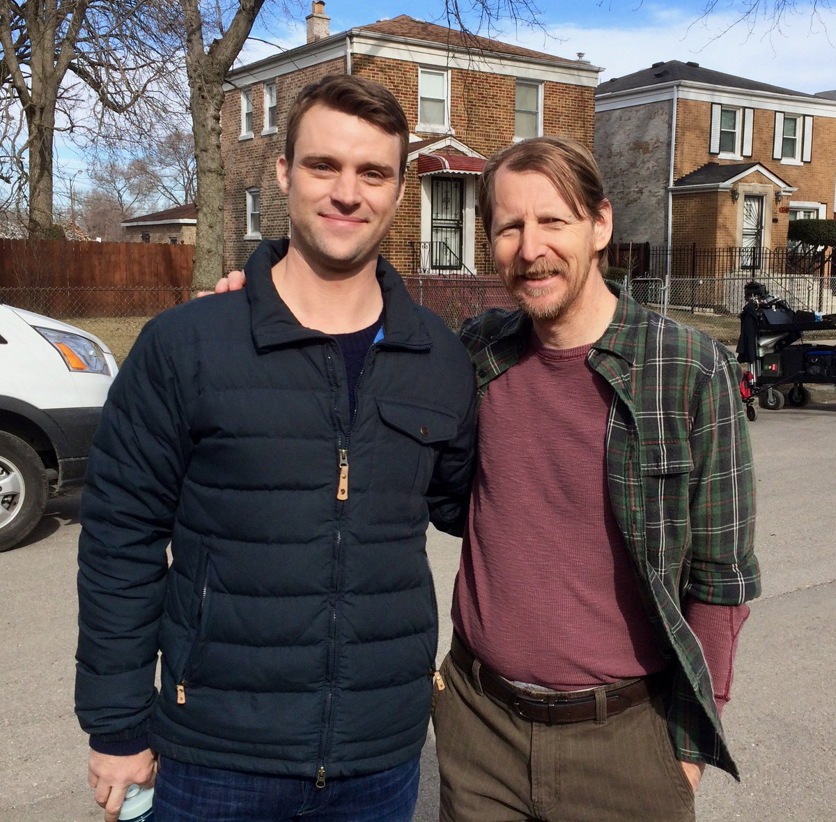Watch @NBCChicagoFire tonight 10/9 c  @Jesse_Spencer 'He gets the job...