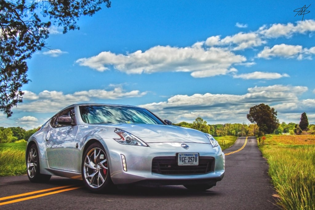 Clear skies ahead. #Nissan #370Z - Photo:  Amarjot V., ASV Images Owne...