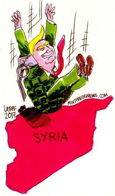 Уход Асада больше не является приоритетом