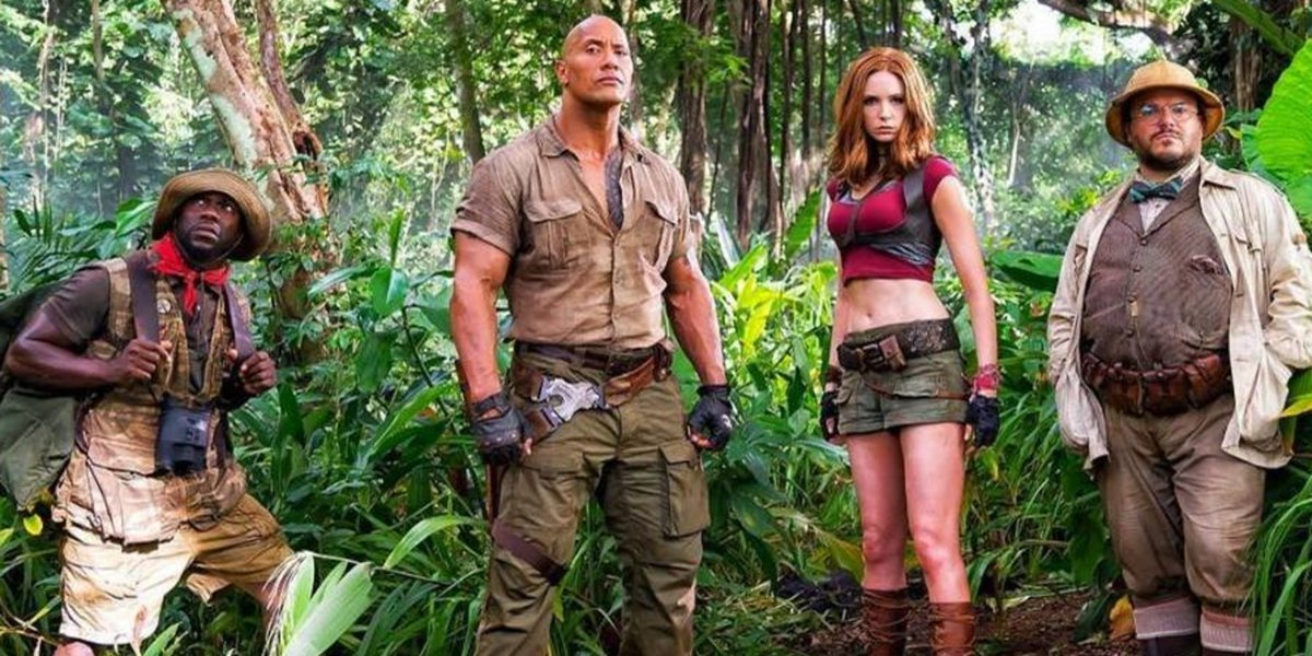 The 'Jumanji' reboot will not include a magical board game https://t.c...