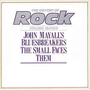 #JohnMayall #Bluesbreakers The #Small Faces #Them - The #History Of #Rock: #vinyl LP, Comp, Mono at #Discogs  http:// buff.ly/2ndCK28  &nbsp;  <br>http://pic.twitter.com/kcbXhK9xKk