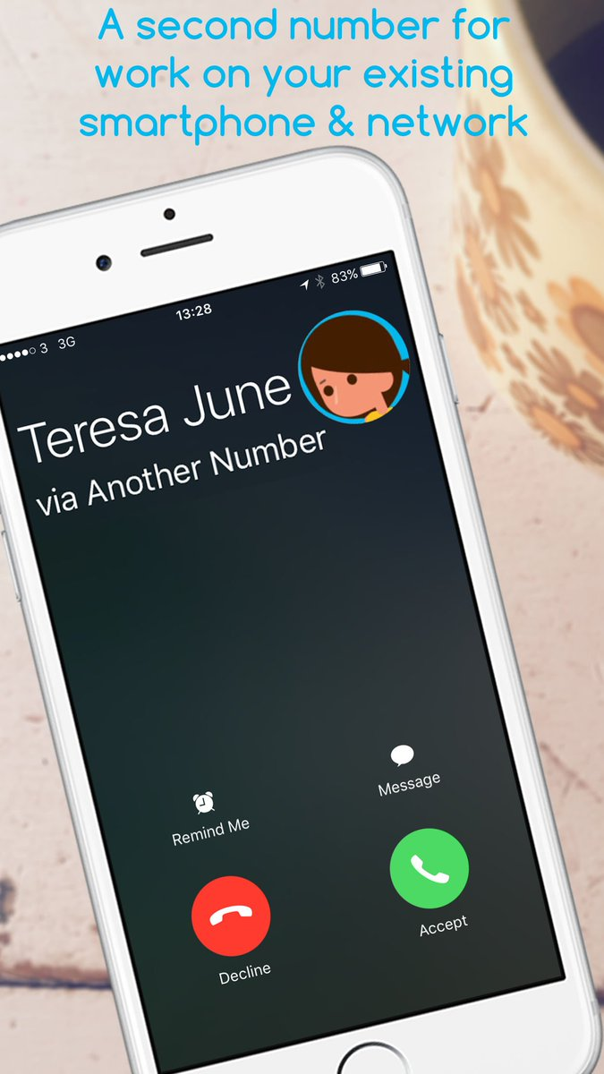 @anothernumapp Now Offers Porting So Users Can Bring Their Work Number Into  The App