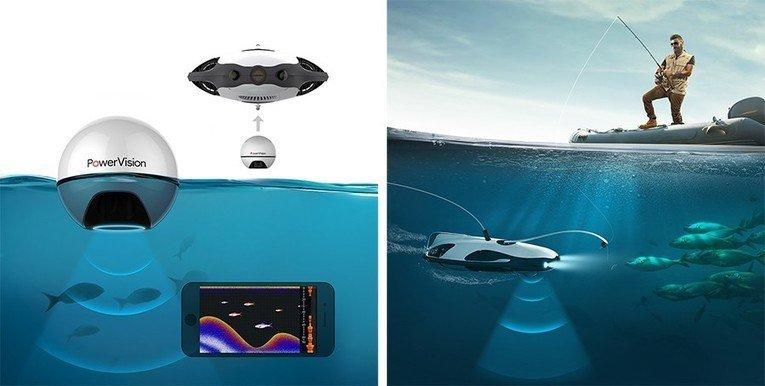 #CES2017 – #PowerRay, premier #drone pour la #pêche de loisir #AgTech  http:// sco.lt/4mO0Dh  &nbsp;  <br>http://pic.twitter.com/DJ8VygfVFz