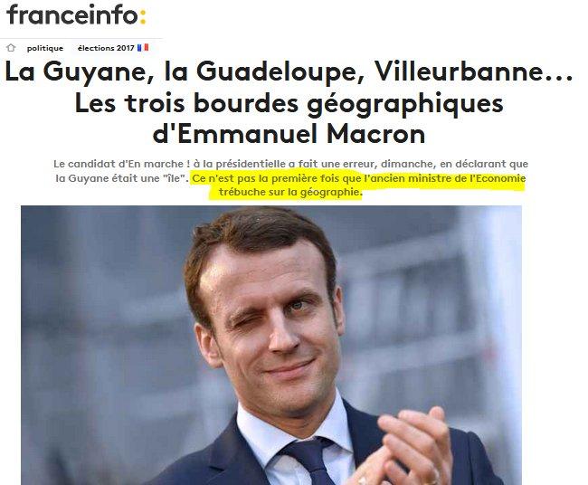 #macron croit que Paris est la capitale du Royaume Uni. Il pense logiquement être élu &quot;reine d&#39;Angleterre&quot; le 7 mai 2017... <br>http://pic.twitter.com/dCtFLUT5wt