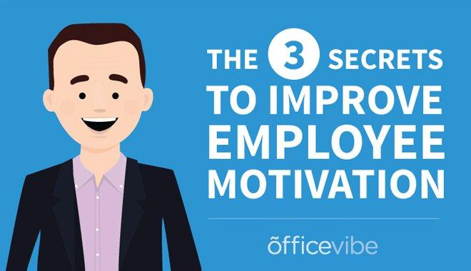 3 secrets pour accroître la #motivation de vos collaborateurs :  http:// ow.ly/eVB530akkKc  &nbsp;   #RH #Management<br>http://pic.twitter.com/cqG02hwy7s