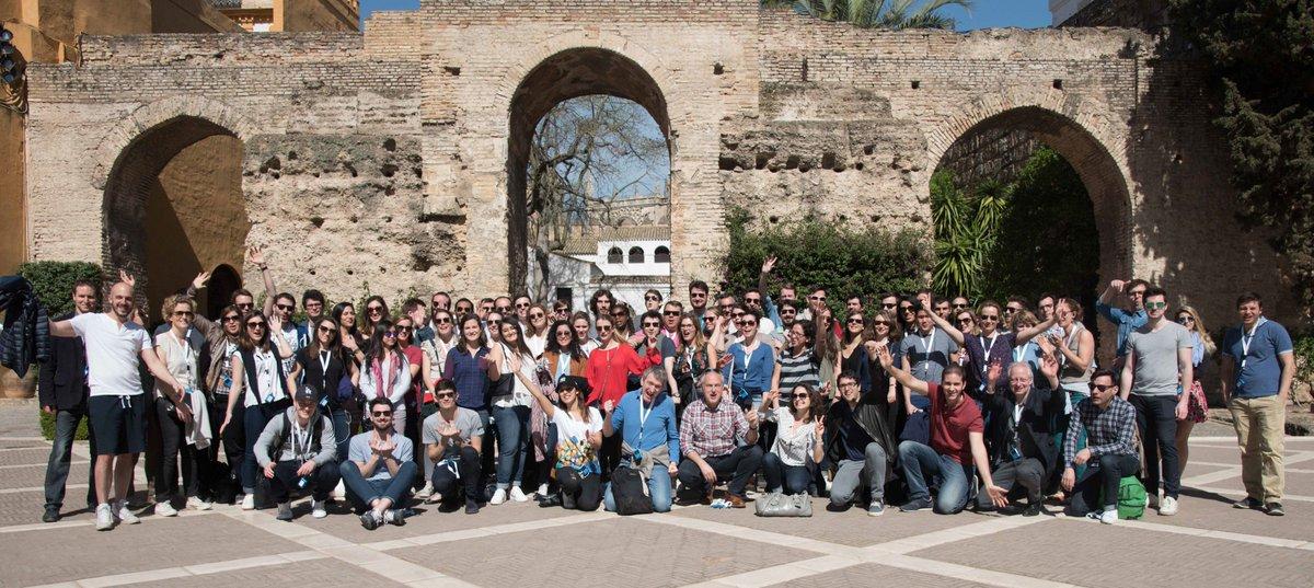 [séminaire] Quand les Vertoniens passent 3 jours à Séville pour leur séminaire annuel #chill #teambuilding #vertone <br>http://pic.twitter.com/iNSZ3D3aCD