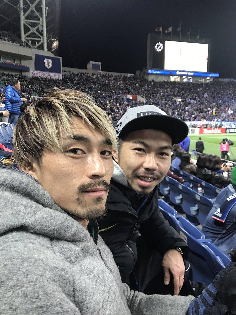 タイ戦ということもあり個人的に楽しみにしていた、W杯最終予選を観に行ってきました! 真司のゴールも観れたし楽しかったー https://t.co/AZjBNQJR46